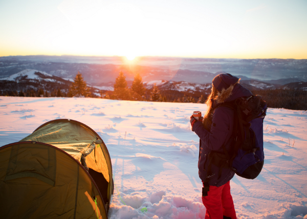 Winter Camping & Hiking: Tips, Hacks & Essential Gear
