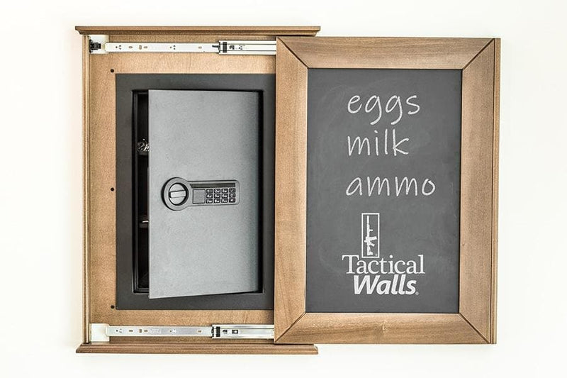 Tactical Walls 1420M Concealment Chalkboard with Magnetic Lock
