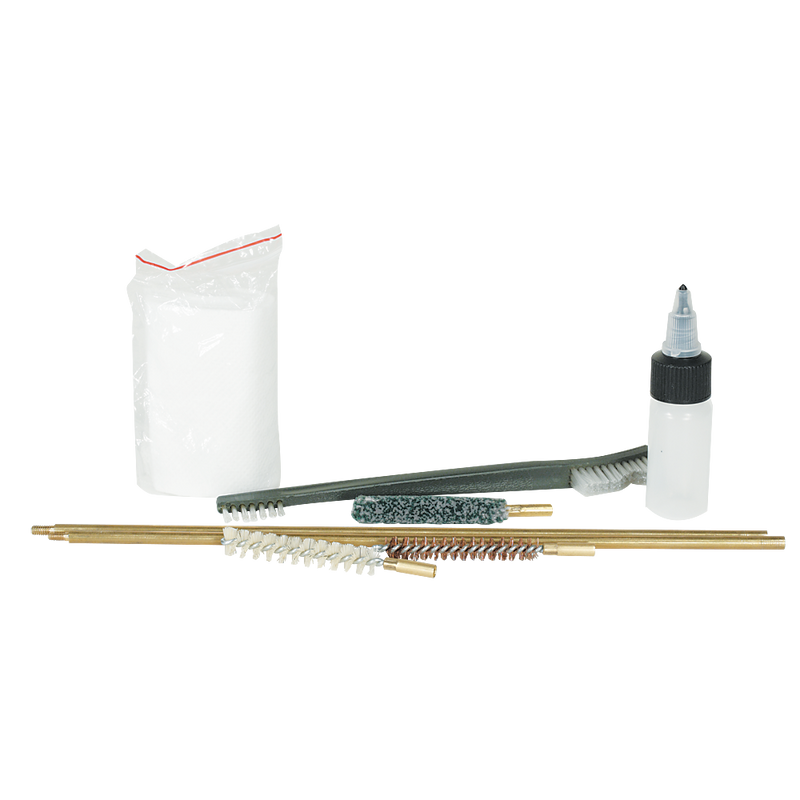 Voodoo Tactical Long Gun Cleaning Kit - Complete Kit