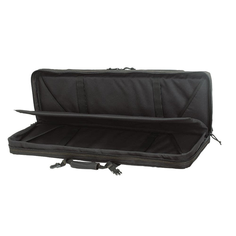 "Voodoo Tactical 36"" Padded Weapons Case With Die Cut Molle"