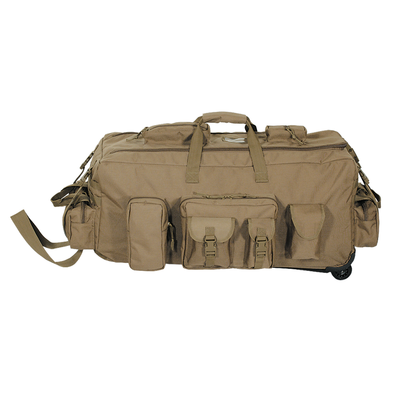 Voodoo Tactical Mojo Load-out Bag On Wheels