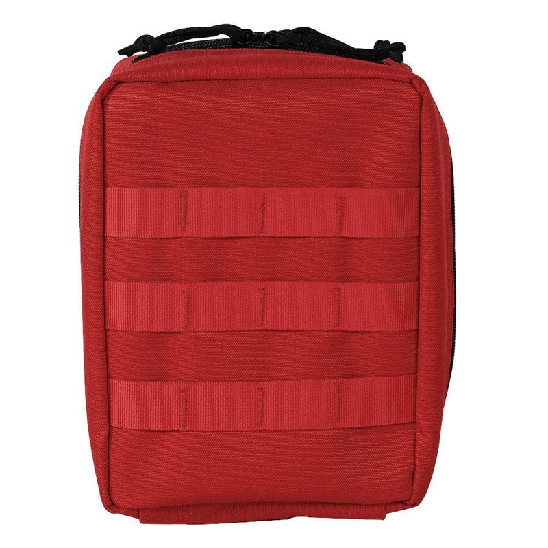 Voodoo Tactical Enlarged EMT Pouch - Red