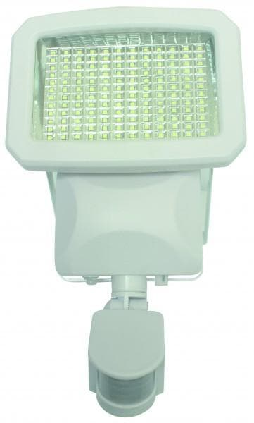 Nature Power 144 LED Solar Powered  Motion Activated Security Light - 22266