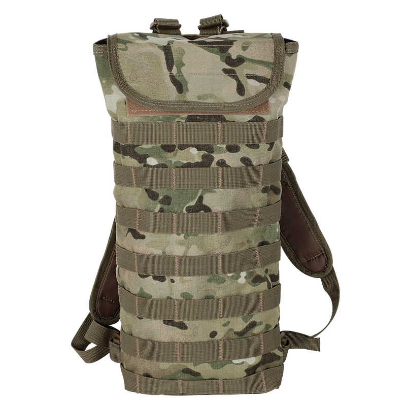 Voodoo Tactical Hydration Carrier With Removable Harness