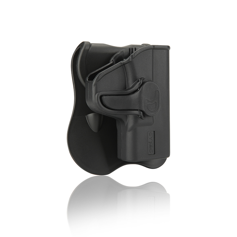 "Voodoo Tactical Holster Right Hand For S&W Mp Shield .40 3.1"", 9mm 3.1"""