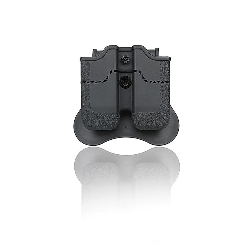 Voodoo Tactical Double Magazine Pouch for Glock