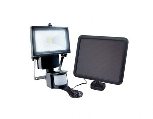 Nature Power Single COB Solar Motion Activated Security Light - 22260