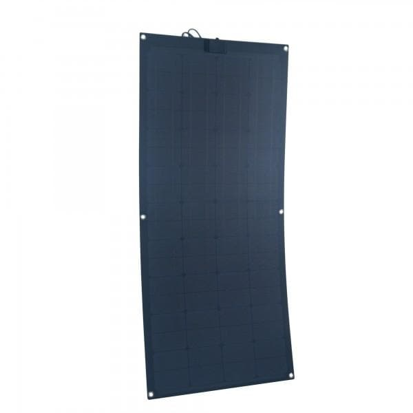 Nature Power 100 Watt Semi Flexible Monocrystalline Solar Panel for 12 Volt Charging - 56710