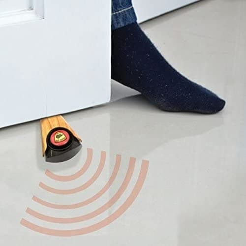 Guard Dog Security Door Stop with 128dB Alarm