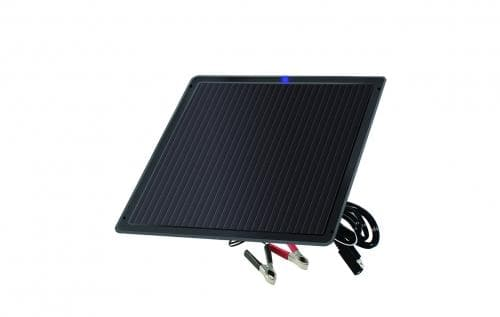 Nature Power 7.5 Watt Amorphous Solar Battery Trickle Charger for 12 Volt Systems - 42075