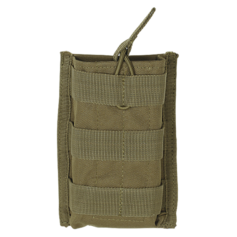 Voodoo Tactical M4/m16 Open Top Mag Pouch With Bungee System