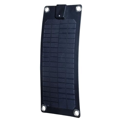 Nature Power 3 Watt Semi Flexible Monocrystalline Solar Panel for 12 Volt Charging - 56801