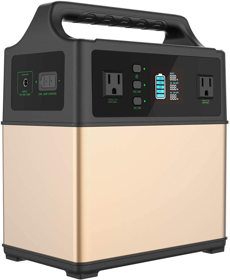MAXOAK Bluetti EB40 400Wh/300W Portable Power Station
