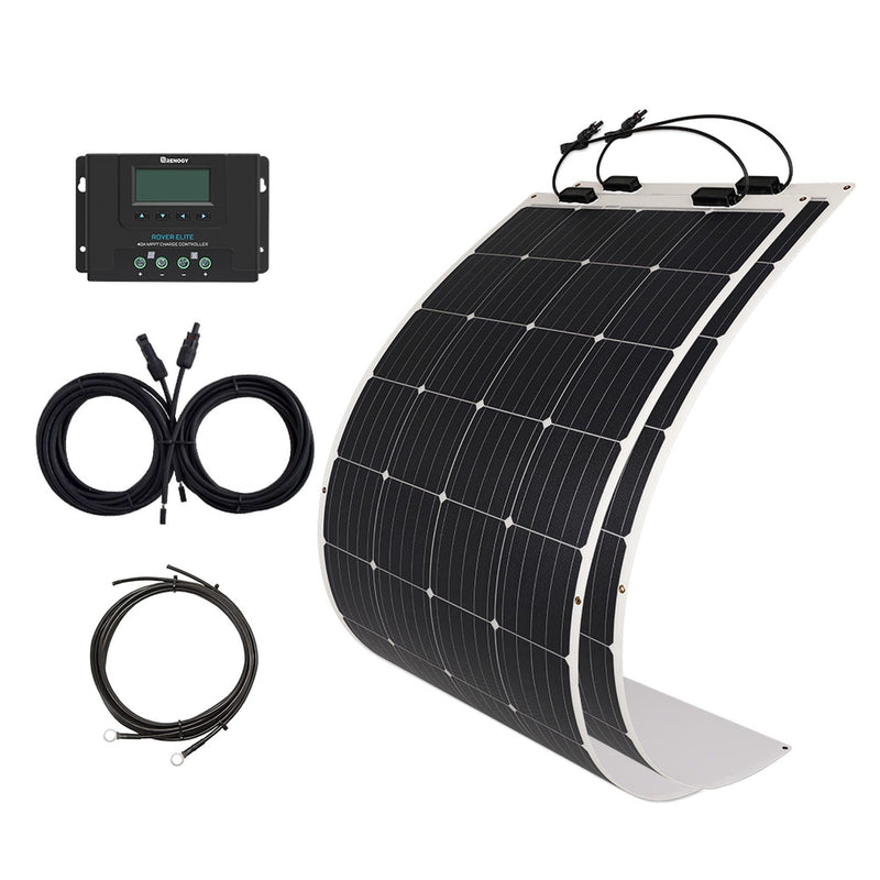 Renogy 350 Watt Solar Flexible Kit