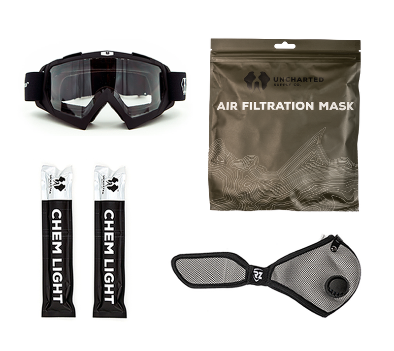 Uncharted Supply Co SEVENTY2® Air + Vision Pocket Refill Kit