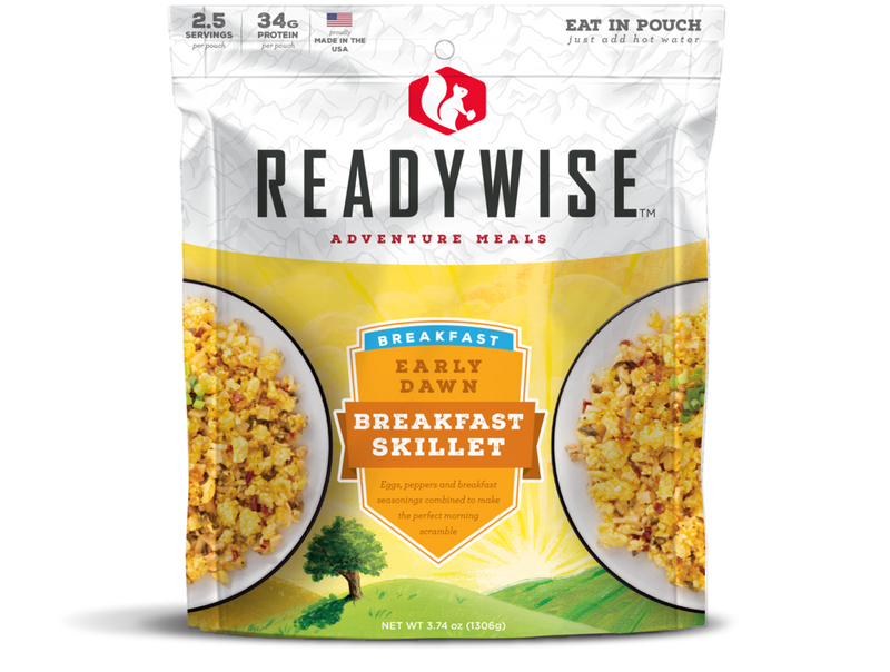 ReadyWise Early Dawn Egg Scramble (Case of 6)