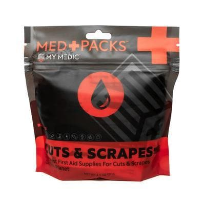 MyMedic MedPacks | Cuts and Scrapes