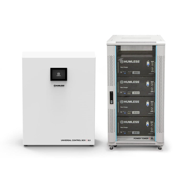 Humless Universal 20/8.5 Home Backup Power System