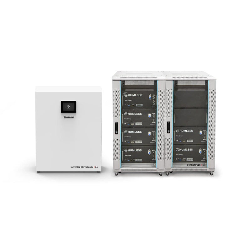 Humless Universal 30/8.5 Home Backup Power System