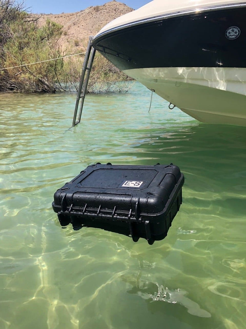 Echo-Sigma Emergency Floating Boat Box