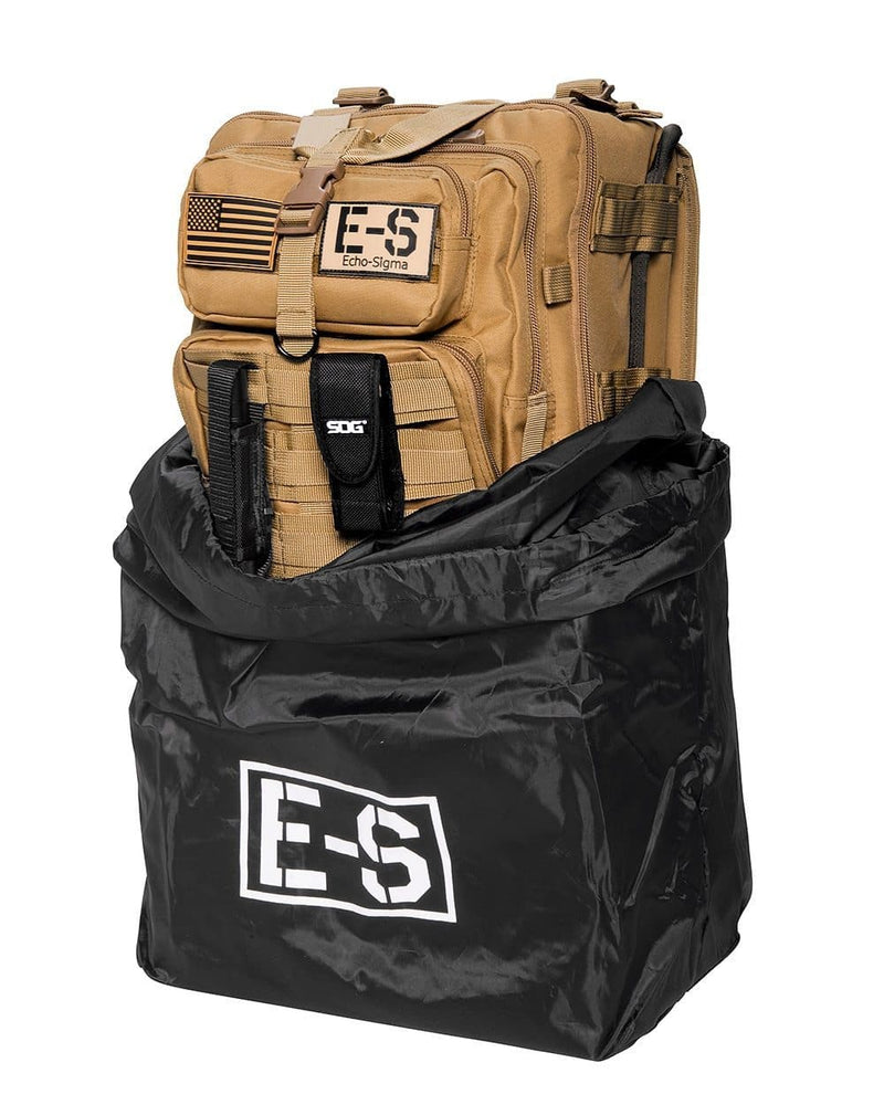 Echo-Sigma Emergency Bug-Out-Bag (BOB) SOG Special Edition