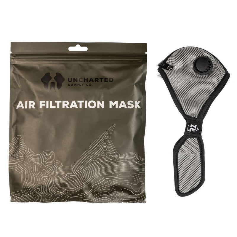 Uncharted Supply Co M2 Reusable Air Mask