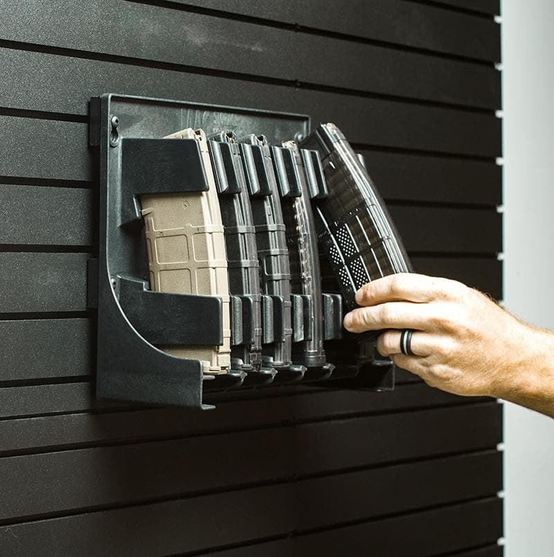 Tactical Walls MODWALL Mag Rack (AR15, AR10 or Pistol)