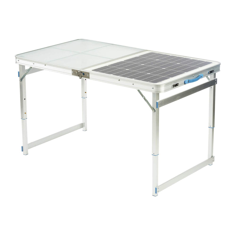 GoSun Chill Solar Cooler + SolarTable 60 Charging Table