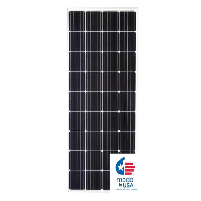 Grape Solar 190 Watt Monocrystalline PV Solar Panel
