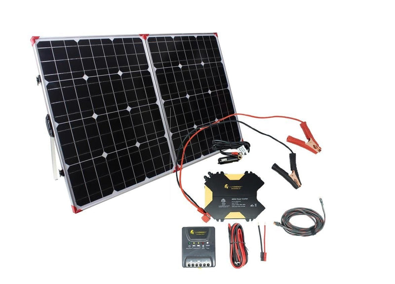 Lion Energy 400 Watt Solar Power Kit