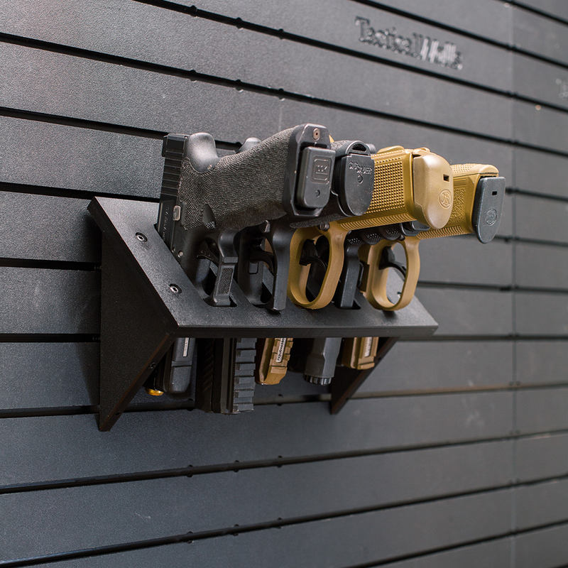 Tactical Walls MODWALL Multi-Pistol Hanger