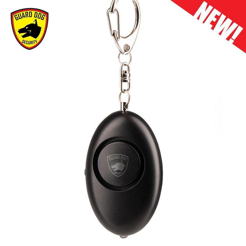 Guard Dog Security Keychain 120dB Alarm with Light