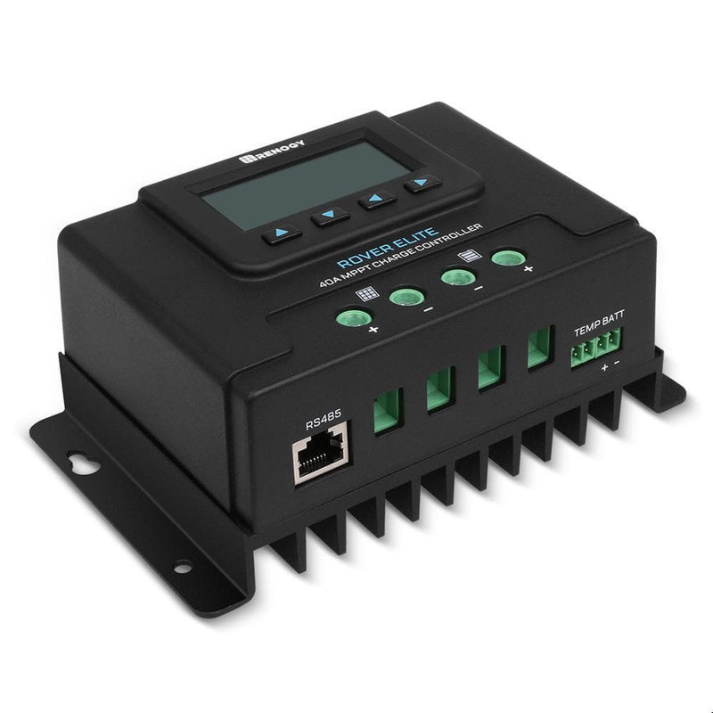 Renogy Rover Elite 40A MPPT Solar Charge Controller