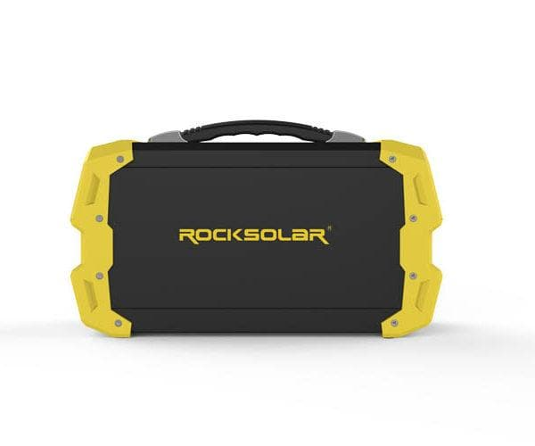 Rocksolar RS650 400W Portable Power Station with AC, DC and USB Output