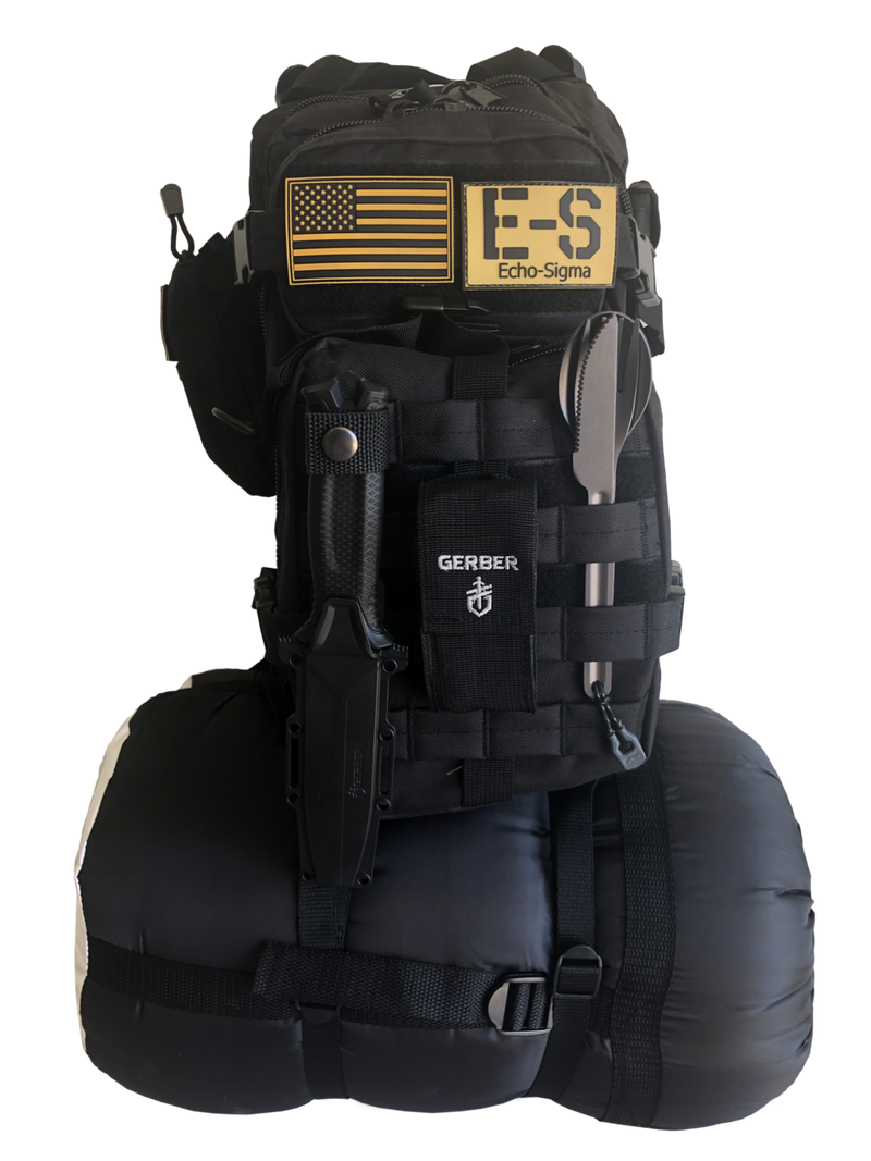 Echo-Sigma Campout Survival Bag