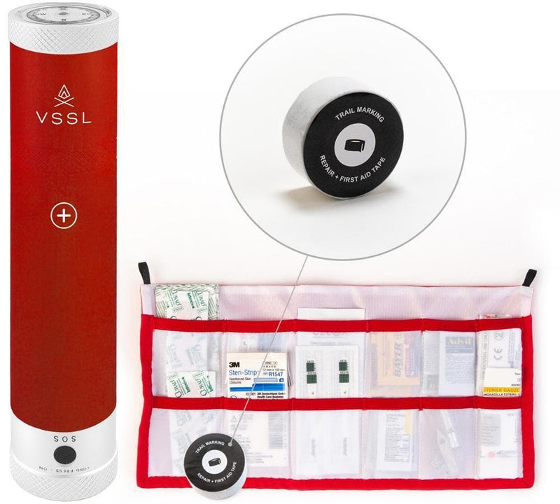 VSSL First Aid Kit for Adventure Ready First Aid