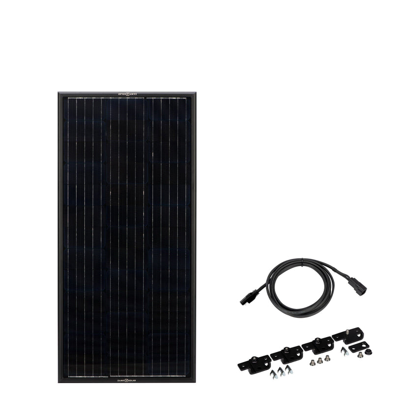 Zamp Solar Obsidian 45 Watt Solar Panel Kit