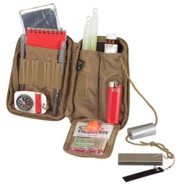 Zombie Outbreak Get Home with Trauma Kit: SOG Special Edition