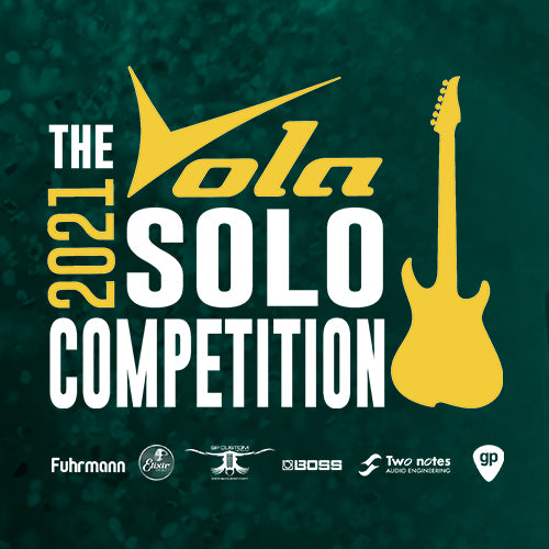 The Vola 2021 Solo Competition is LIVE!