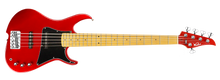 Load image into Gallery viewer, ZV5 Bass MF Ash Candy Apple Red