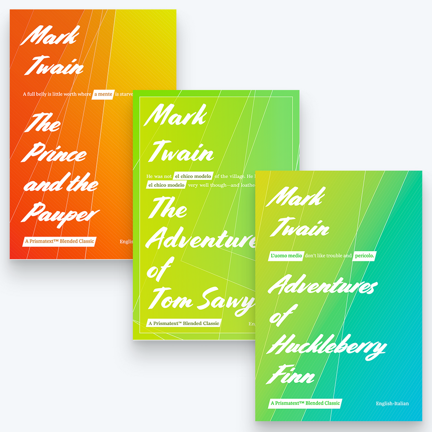 Mark Twain Book Bundle