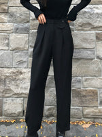 Load image into Gallery viewer, The Chelsea Pant Black