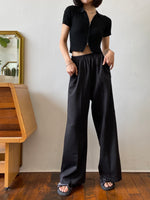 Load image into Gallery viewer, The Comfy Pants Black