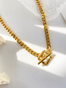 Brooklyn Gold Necklace Pre-order