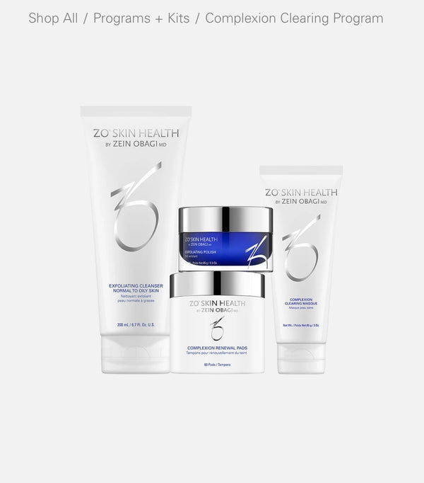 Complexion Clearing Program