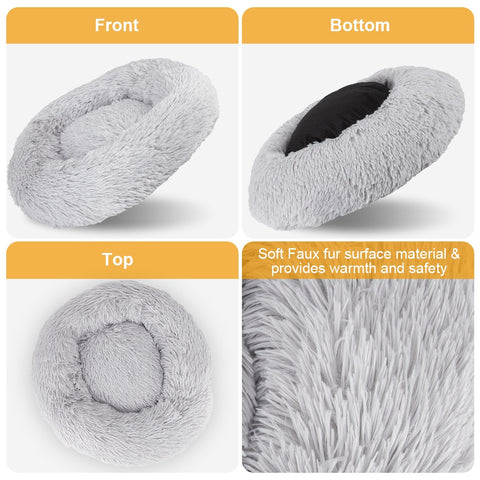 Calming Dog Bed - The Happy Paw Store