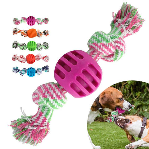 Strong dog rope toy