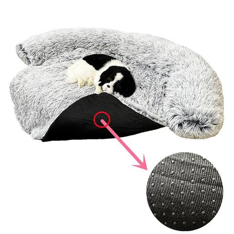 Calming Dog Sofa Cover Bed