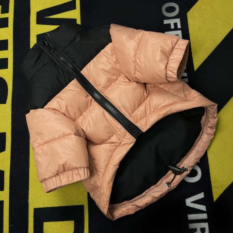 The Dog Face Puffer Jacket