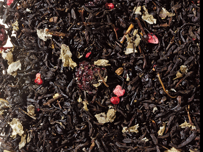 Black Tea with Forest Fruits